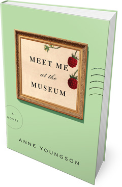 Flatiron Books: Meet Me at the Museum by Anne Youngson