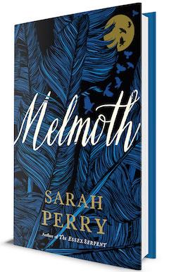 Custom House: Melmoth by Sarah Perry