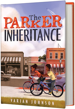Arthur A. Levine Books: The Parker Inheritance by Varian Johnson