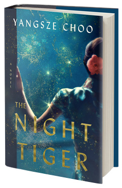 Flatiron Books: The Night Tiger by Yangsze Choo