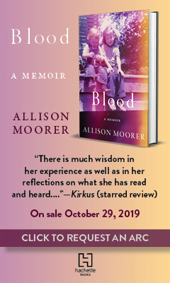 Hachette Books: Blood: A Memoir by Allison Moorer