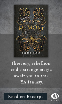 Blink: The Memory Thief by Lauren Mansy