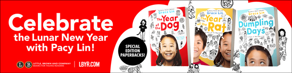 Little, Brown Books for Young Readers: Celebrate the Lunar New Year with Pacy Lin!