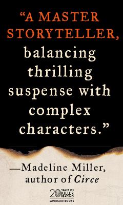 Minotaur Books: The Burning Chambers by Kate Mosse