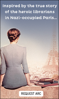 Atria Books: The Paris Library by Janet Skeslien Charles