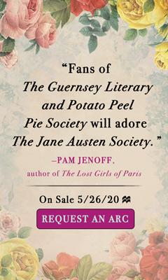 St. Martin's Press: The Jane Austen Society by Natalie Jenner