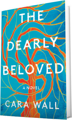 Simon & Schuster: The Dearly Beloved by Cara Wall