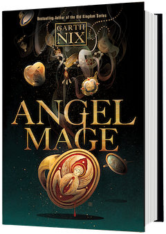 Katherine Tegen Books: Angel Mage by Garth Nix