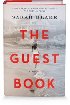 Flatiron Books: The Guest Book by Sarah Blake