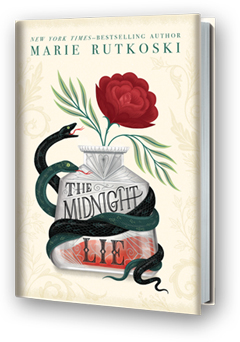 Farrar, Straus and Giroux (BYR): The Midnight Lie by Marie Rutkoski