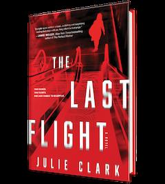 Sourcebooks Landmark: The Last Flight by Julie Clark