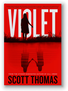 Inkshares: Violet by Scott Thomas