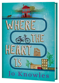 Candlewick Press: Where the Heart Is by Jo Knowles