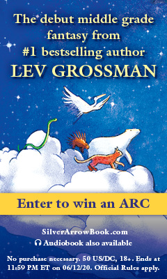 Little, Brown Books for Young Readers: The Silver Arrow by Lev Grossman