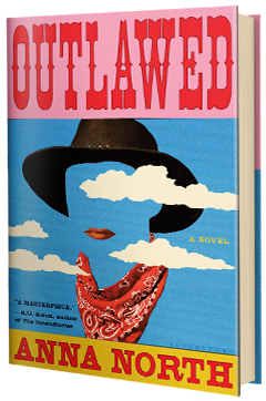 Bloomsbury Publishing: Outlawed by AnnaNorth