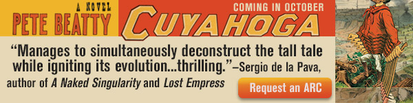Scribner Book Company: Cuyahoga by Pete Beatty