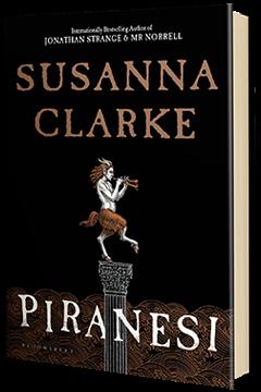 Bloomsbury Publishing: Piranesi by Susanna Clarke