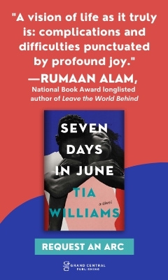 Grand Central Publishing: Seven Days in June by Tia Williams
