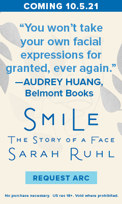 Simon & Schuster: Smile: The Story of a Face by Sarah Ruhl
