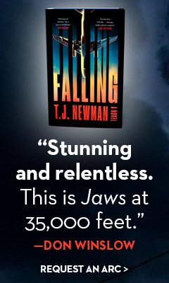 Avid Reader Press / Simon & Schuster: Falling by T J Newman