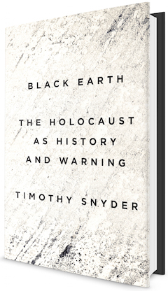 Crown: Black Earth by Timothy Snyder