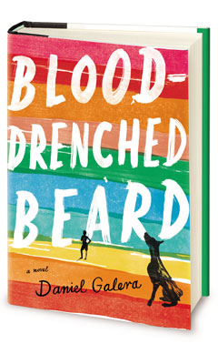 The Penguin Press: Blood-Drenched Beard by Daniel Galera