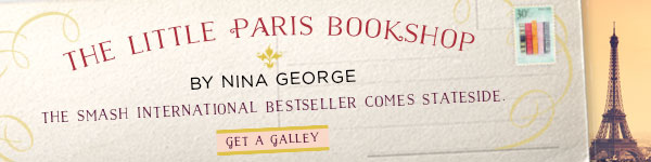 Crown: The Little Paris Bookshop by Nina George