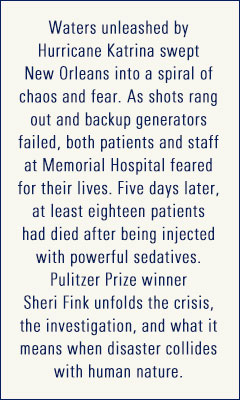 Crown: Five Days at Memorial by Sheri Fink