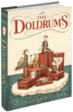 Greenwillow Books: The Doldrums by Nicholas Gannon