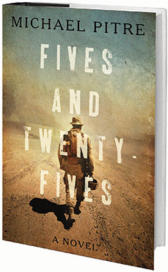 Bloomsbury: Fives and Twenty-Fives by Michael Pitre