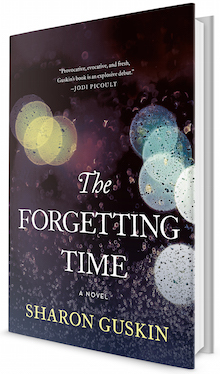Flatiron Books: The Forgetting Time by Sharon Guskin