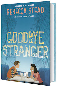 Random House Children's: Goodbye Stranger by Rebecca Stead