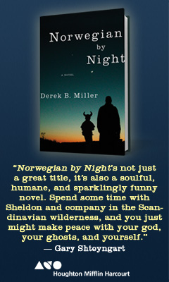 Houghton Mifflin Harcourt: Norwegian by Night by Derek Miller