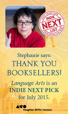 Houghton Mifflin Harcourt: Language Arts by Stephanie Kallos