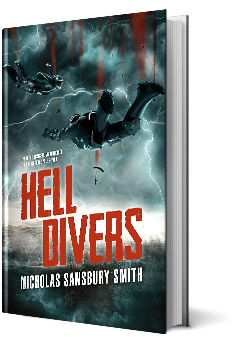 Blackstone: Hell Divers by Nicholas Smith