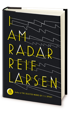 Penguin Press: I Am Radar by Reif Larsen