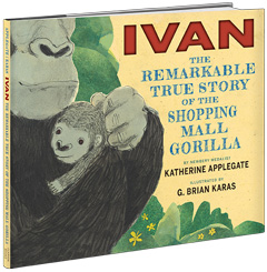 Houghton Mifflin Harcourt Children's: Ivan by Katherine Applegate