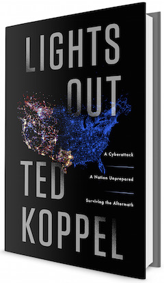 Crown: Lights Out by Ted Koppel