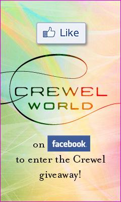Farrar Straus Giroux: Crewel by Gennifer Albin