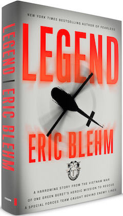 Crown: Legend by Eric Blehm