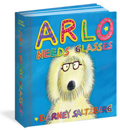 Workman: Arlo Needs Glasses by Barney Saltzberg
