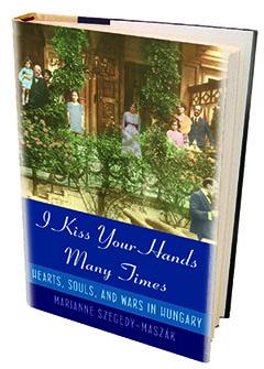 Spiegel & Grau: I Kiss Your Hands Many Times by Marianne Szegedy-Maszak