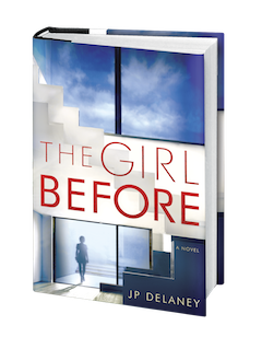 Ballantine Books: The Girl Before by JP Delaney