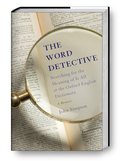 Basic Books: The Word Detective by John Simpson