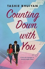 Inkyard Press: Counting Down with You by Tashie Bhuiyant - Pre-order now!