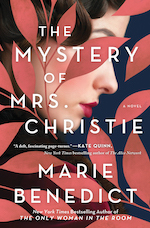 Sourcebooks Landmark: The Mystery of Mrs. Christie by Marie Benedict - Pre-order Now!