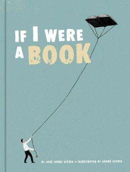 if i were a book cover