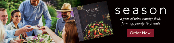 Cameron: Season: A Year of Wine Country Food, Farming, Family & Friends by Justin Wangler and Tracey Shepos Cenami