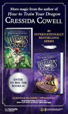 Little, Brown Books for Young Readers: The Wizards of Once: Twice Magic (Wizards of Once #2) by Cressida Cowell