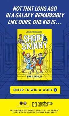Little, Brown Books for Young Readers: Short & Skinny by Mark Tatulli